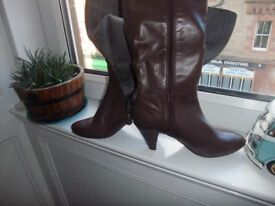 Miss Sixty Leather boots Size 6