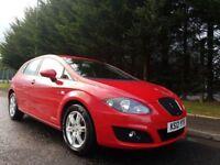 JUNE 2012 Seat Leon S COPA CR TDI ECOMOTIVE EXCELLENT CONDITION £0 ROAD-TAX