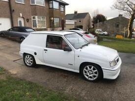 Vauxhall novavan rare L reg