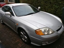 For sale my Hyundai coupe 1.6 very good condition.