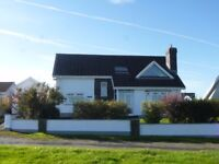 Stunning 6 bed house for rent with sea views, 1.5 miles from beach in beautiful West Wales!