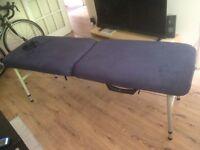 The Advantage II Massage Table