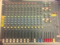 Soundcraft Spirt Folio Rac Pac mixer