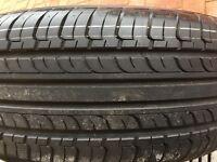 Brand New Vauxhall Antara alloy wheel and brand new Hankook tyre.