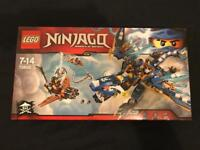 Lego Ninjago 70602 *New* Jay's Elemental Dragon