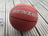 New basketball - only use for 10 minutes