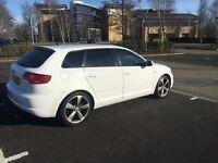 Audi A3 2.0 TDI Black edition SLine 5dr [startstop]