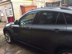 BMW X6 - full service history