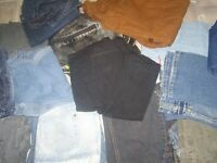 Unisex Jeans. good quality.. - 5 - 10 quids ( 20 - 30 in shops)