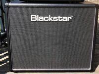 BLACKSTAR HTV 112 CAB WITH CELESTION VINTAGE 30 (PRISTINE)