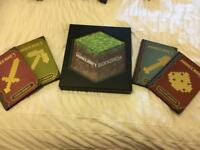 Minecraft Books Bundle
