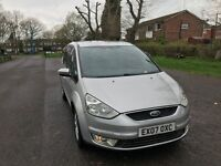 Ford Galaxy 2007 Zetec TDI MOT 7 Seater Cheap Car Bargain look