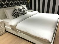 Super King Bed with Memory Mattress for SALE