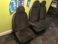 Transit limited/sport seat