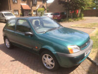 Ford FIESTA 1.2 Zetec engine Fantastic little car that has served me well. MOT 3/8/2018.
