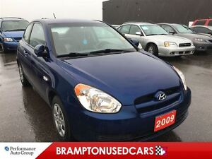 2009 Hyundai Accent LOW KM'S