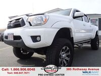 2013 Toyota Tacoma V6 TRD W/ LEATHER $287.49 BI WEEKLY!!!