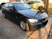 BMW 3 Series 2.0 320i ES 4dr - 2007, FULL HISTORY 11 SERVICES, 1 LADY OWNER, 12 MONTHS MOT, £2795