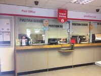 Mains Post office high remuneration with retail shop,lottery and ATM for sale