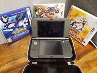 NEW NINTENDO 3DS XL - PLUS 3 GAMES