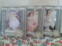 Vintage Style picture and frames.