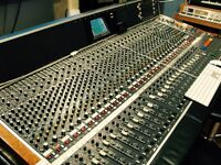 Recording Studio (recording, mixing, mastering & location recordings)