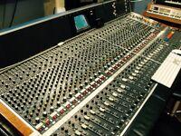 Recording Studio (recording, mixing, mastering)