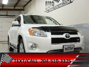 2011 Toyota RAV4 Limited / Leather / Roof / All Wheel Drive