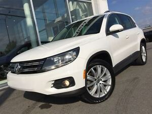 2013 Volkswagen Tiguan HIGHLINE 4MOTION CUIR TOIT OUVRANT MAG 18