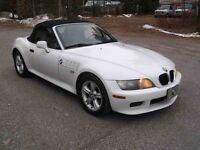 2000 BMW Z3 ***2.3 / MANUELLE / TRES PROPRE***