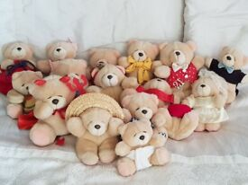 16 forever friends bears in good condition