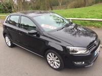 Vw polo 1.4 automatic dsg sel model 2012 only 17 k