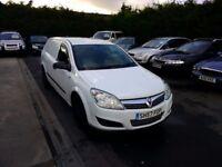 Vauxhall astra estate van 1.3 diesel