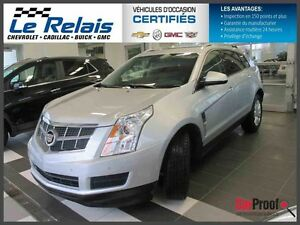 2012 Cadillac SRX AWD ** LUXURY, ULTRAVIEW, AWD **