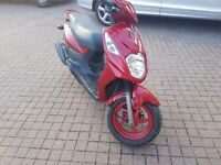 Sym Symply 2 125cc Red