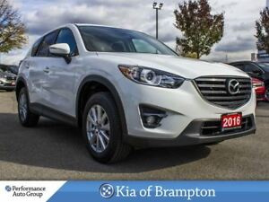 2016 Mazda CX-5 GS. BLIND SPOT DETECTION. ROOF. CAMERA