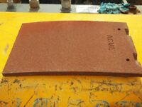 1000 x New Marley Clay Single Camber Roof Tiles