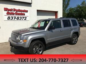 2015 Jeep Patriot High Altitude 4x4 only 9400 kms.