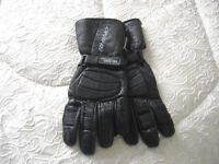 Rhino Leather Motorbike Gloves.