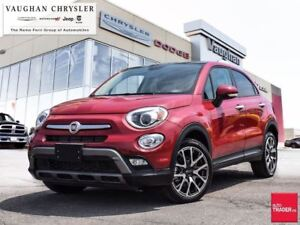 2017 Fiat 500X Trekking*Panoramic Sunroof*Remote Start