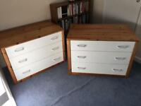Chest of drawers (2 matching available)