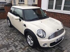 Mini One Hatch Auto 1.6 White 2013