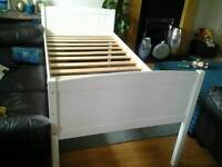 Single mid sleeper with or without mattress