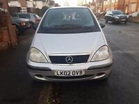 Mercedes A140 Classic for sale