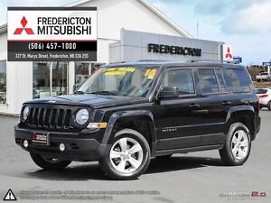 2014 Jeep Patriot NORTH EDITION! 4X4! ONLY $61/WK TAX INC. 0 DOW