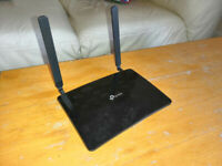 TP Link Archer 4G+ Wireless Router (unboxed)