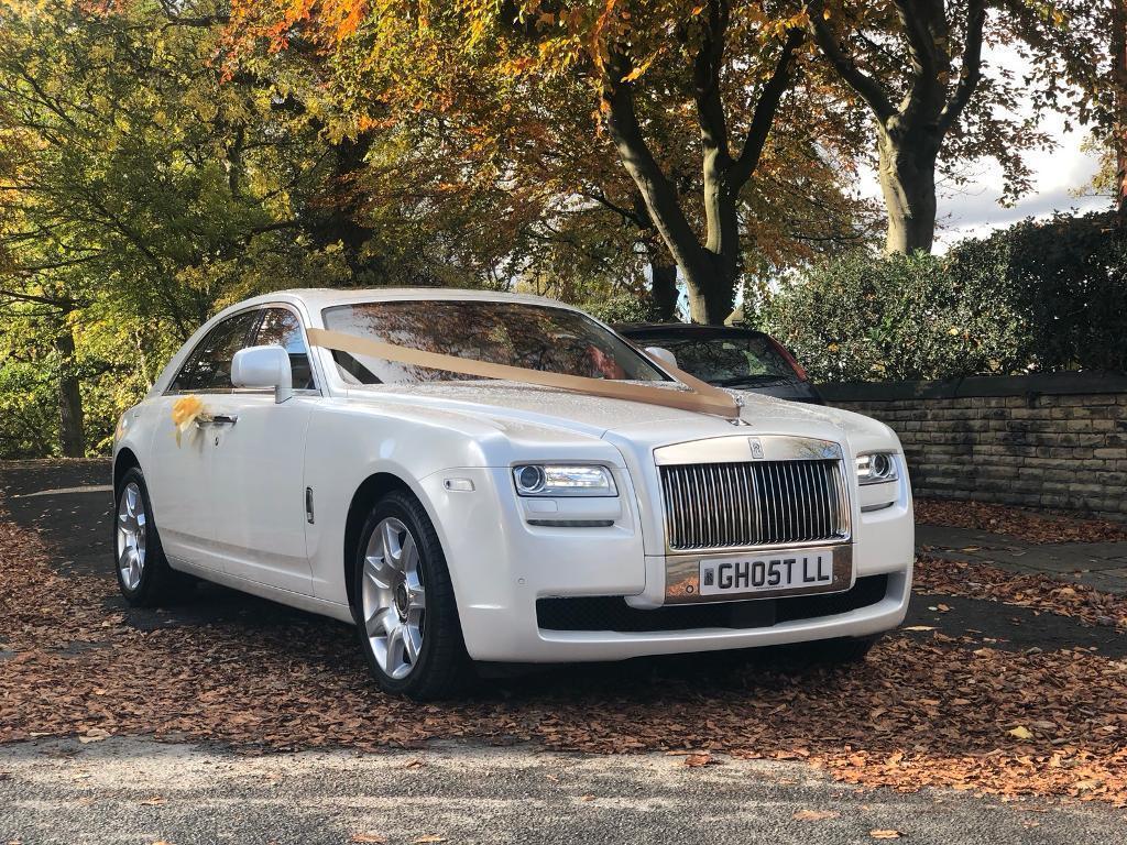 Wedding Car Hire Rolls Royce Phantom Bentley Flyingspur Aston Martin Ghost