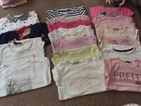HUGE bundle of girls clothes, next, ralph lauren etc, 50+ items!