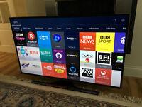 48in SAMSUNG SMART UHD - 4K TV - FREEVIEW HD -WIFI- 1000hz