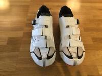 Shimano Cycling Shoes R088W including cleats size 11